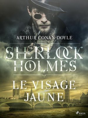 cover image of Le Visage jaune